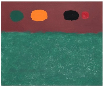 adolph gottlieb a new selection from the foundation by adolph gottlieb