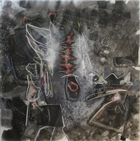 chance noir by roberto matta