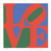 love by robert indiana