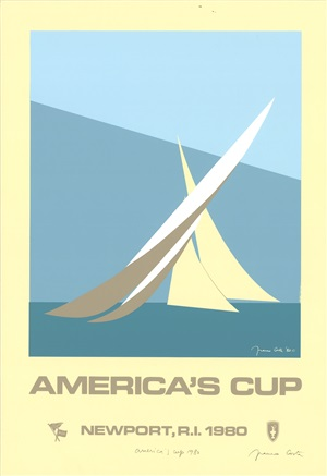 america's cup by franco costa