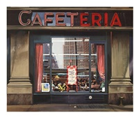 cafeteria by richard estes
