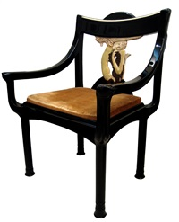 sirène chair by eileen gray