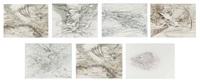 landscape allegories by julie mehretu