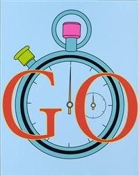 go by michael craig-martin
