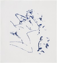 the beginning of me by tracey emin