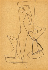 modern contemporary works a revolving exhibition by arshile gorky