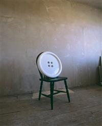 untitled (button) by petros chrisostomou