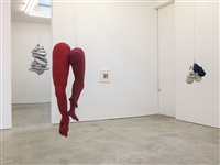 installation view by louise bourgeois