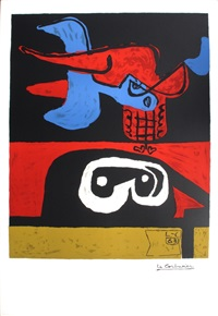 lot 242: autrement que sur terre by le corbusier