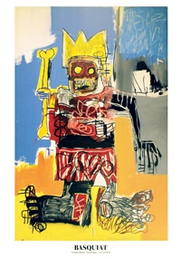lot 8: untitled by jean-michel basquiat
