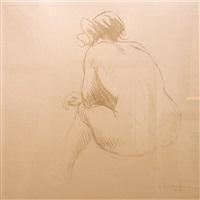 nude by théophile alexandre steinlen