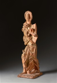 la muse by ossip zadkine