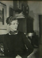nancy cunard by man ray