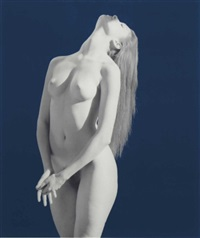 america (sonia resika) by robert mapplethorpe