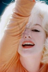 marilyn monroe - beverly hills by willy rizzo