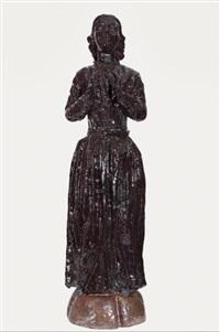 saint catherine by paulina olowska