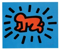 icons (a) - radiant baby by keith haring