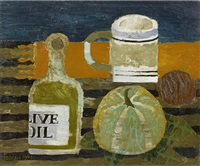 the olive oil bottle by mary fedden