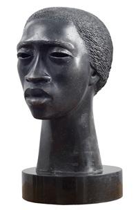 negro woman by elizabeth catlett