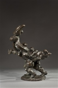 arrival by jacques lipchitz