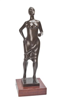 stepping out by elizabeth catlett