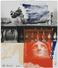 for ferraro by robert rauschenberg