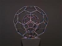 buckyball by leo villareal
