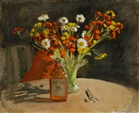 flowers by fairfield porter