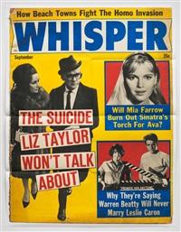 whisper by jack pierson