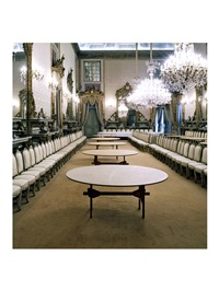 palacio nacional da ajuda lisboa ii by candida höfer