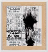 lane matthews by gary simmons