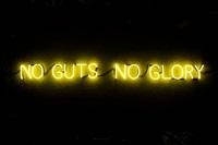 no guts no glory by ruby anemic
