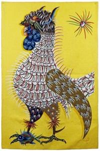 le coq d'or by jean lurçat