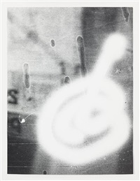 untitled, light by sigmar polke