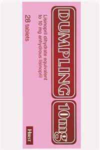 dumpling by damien hirst