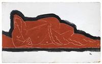 femme couchée by henri laurens