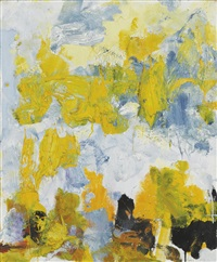 manhanttan by joan mitchell