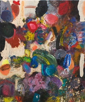 the beautiful exchange of warfare by jim dine