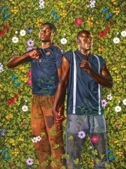 place soweto (national assembly) ii by kehinde wiley