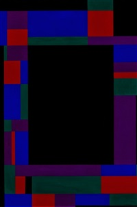 black rectangle by ilya bolotowsky