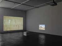 installation view v by candida höfer