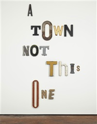 a town not this one by jack pierson