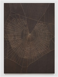 untitled (spider web) by tom sachs