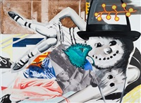 smoke kools by david salle