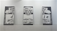 budweiser triptych by banks violette