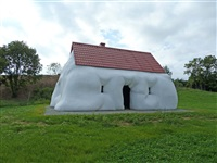fat house by erwin wurm