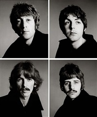 the beatles, london by richard avedon