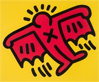 icons 4 by keith haring