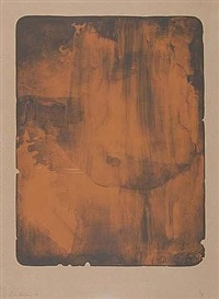 bronze smoke by helen frankenthaler