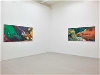installation view, gerhard richter by gerhard richter